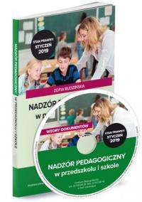 Nadzór pedagogiczny w przedszkolu i szkole