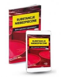 Substancje niebezpieczne – BHP w pytaniach i odpowiedziach