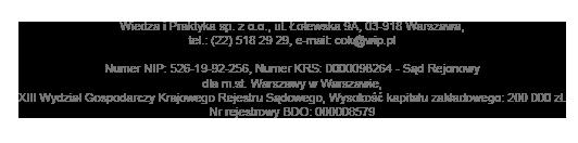 Instalacje elektryczne w praktyce RWD